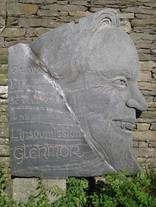 Bas-relief de Glenmor au Presbital Kozh