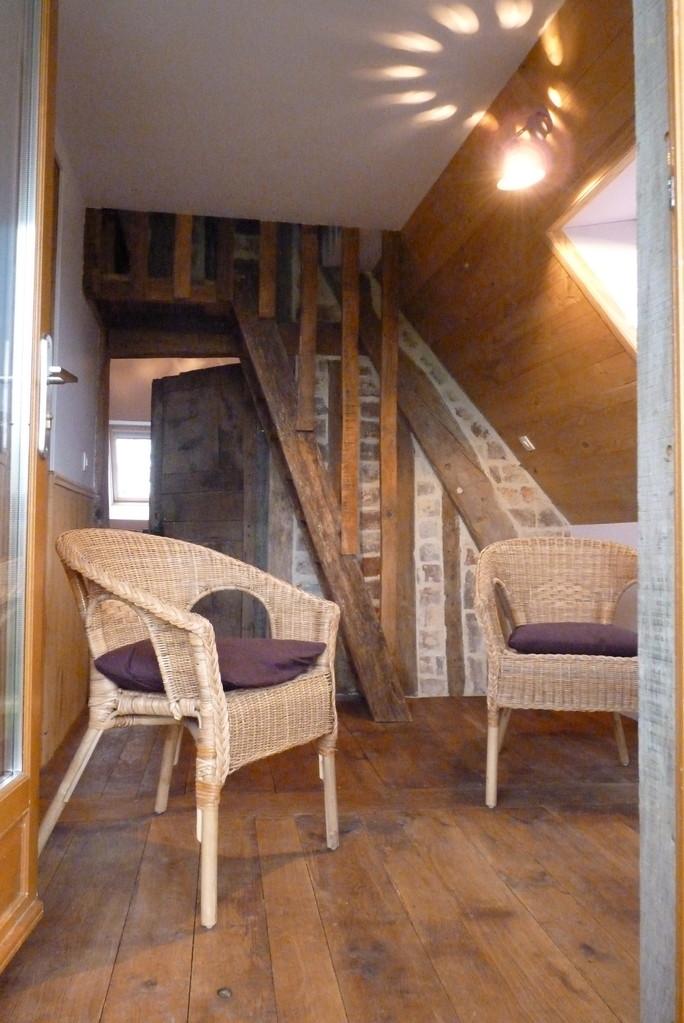 Espace Loisirs Accès Mezzanine - Gîte Sous La Garenne