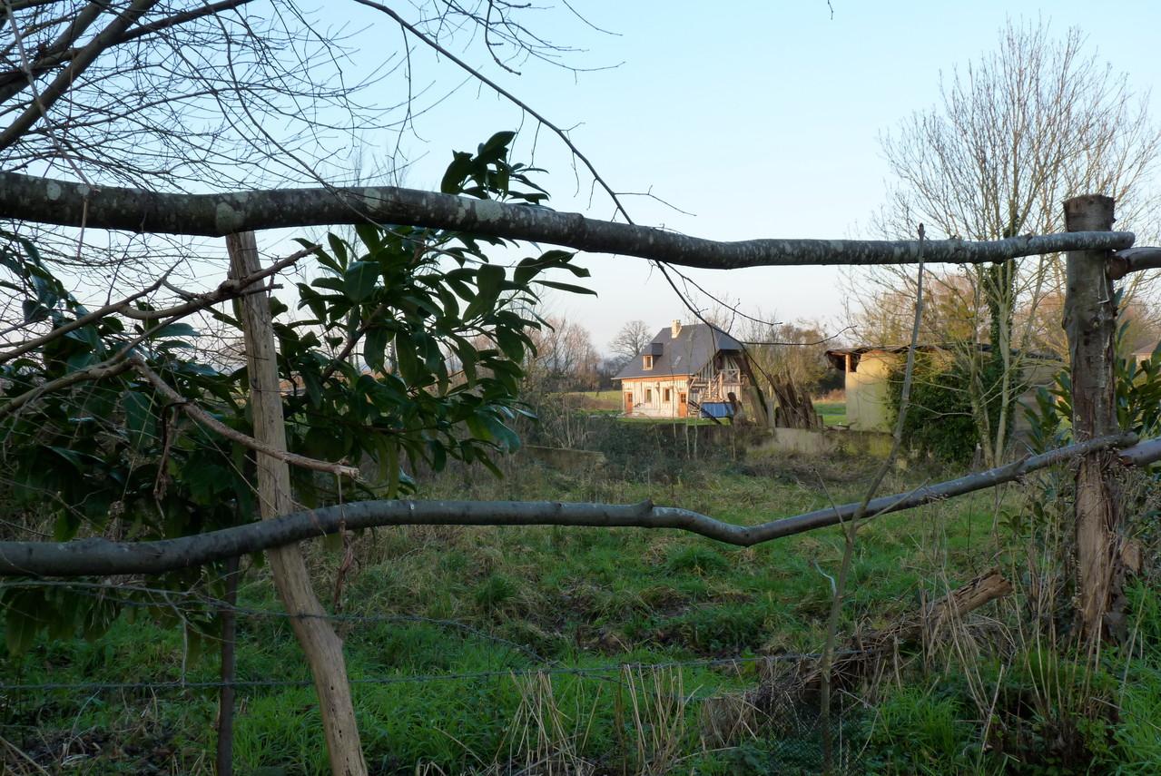 Sous La Garenne - Entrée propriété