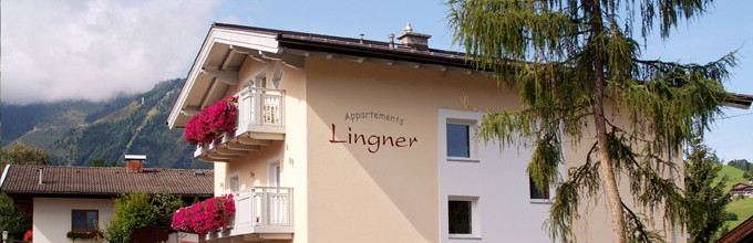 Imprint Appartement Lingner Kaprun