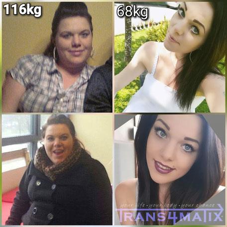 Katharina Angelika Ortner hat sich 8 Monate lang strikt an unser T4X Trainings & Ernährungskonzept gehalten und hat nun einen Erfolg wie aus dem Bilderbuch