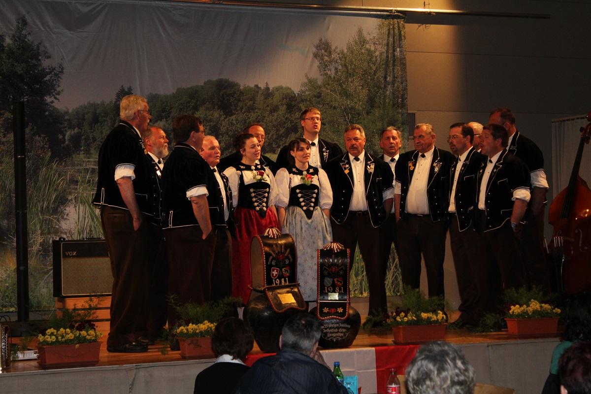 Jodlerklub Alphüttli Rümligen