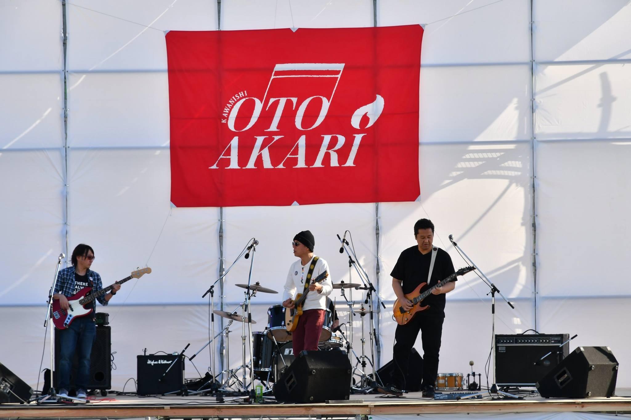 キセラ川西せせらぎ公園音楽ステージ003