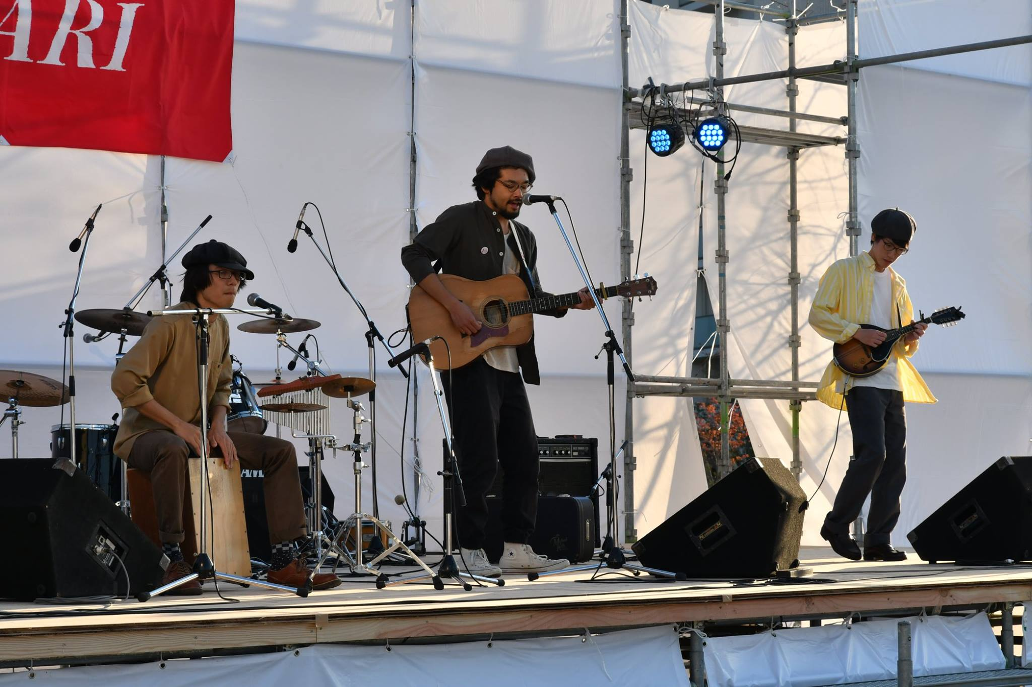 キセラ川西せせらぎ公園音楽ステージ006