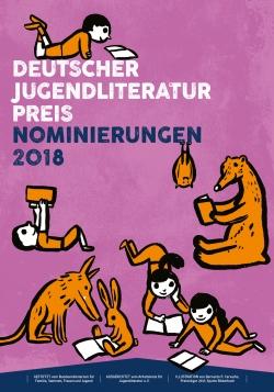Deutscher Jugendliteraturpreis Nominierung