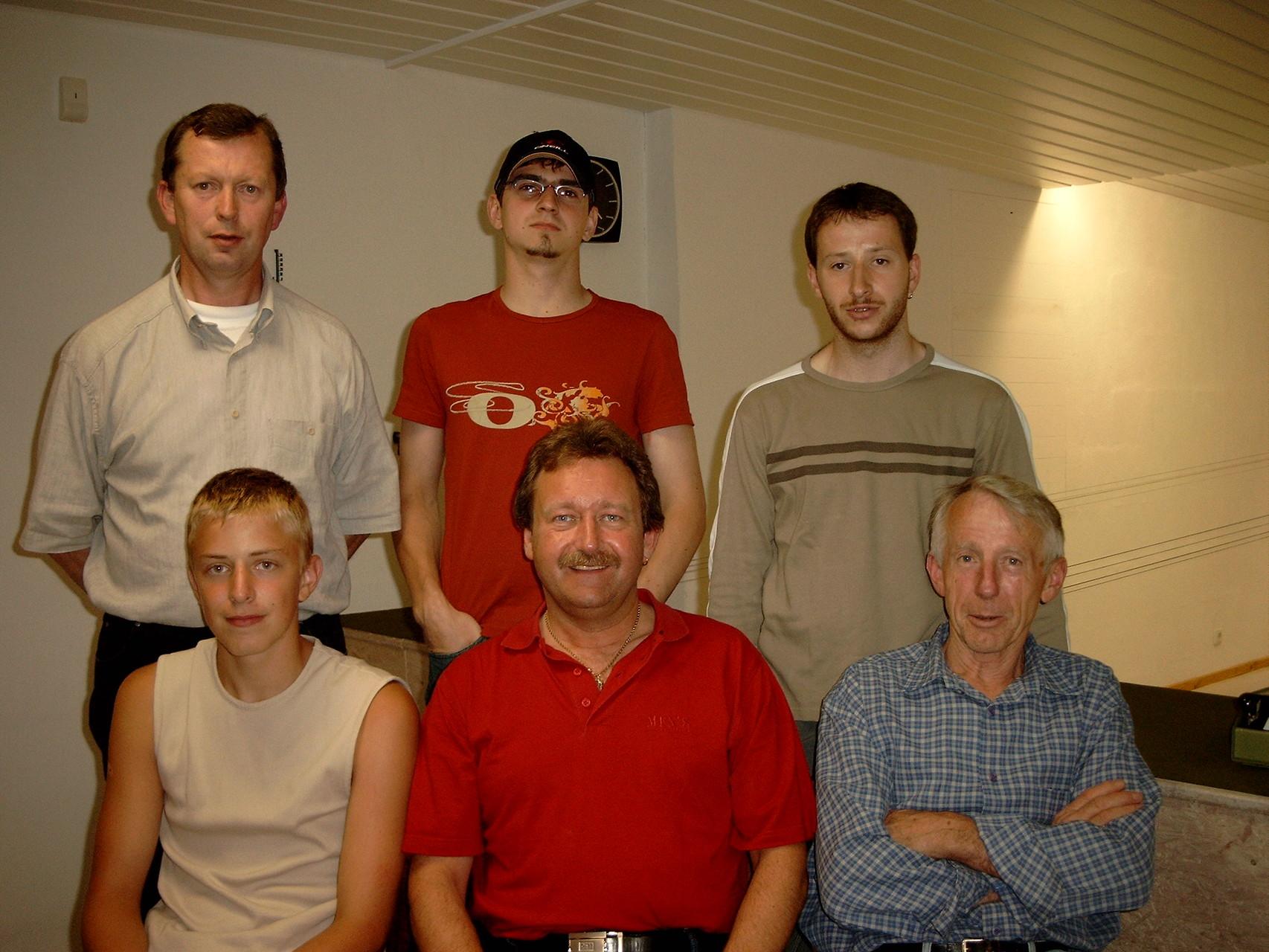 1. Mannschaft LP 2002/2003