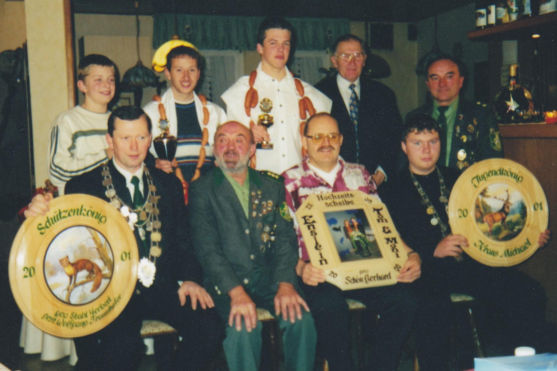 Königsfeier 2000