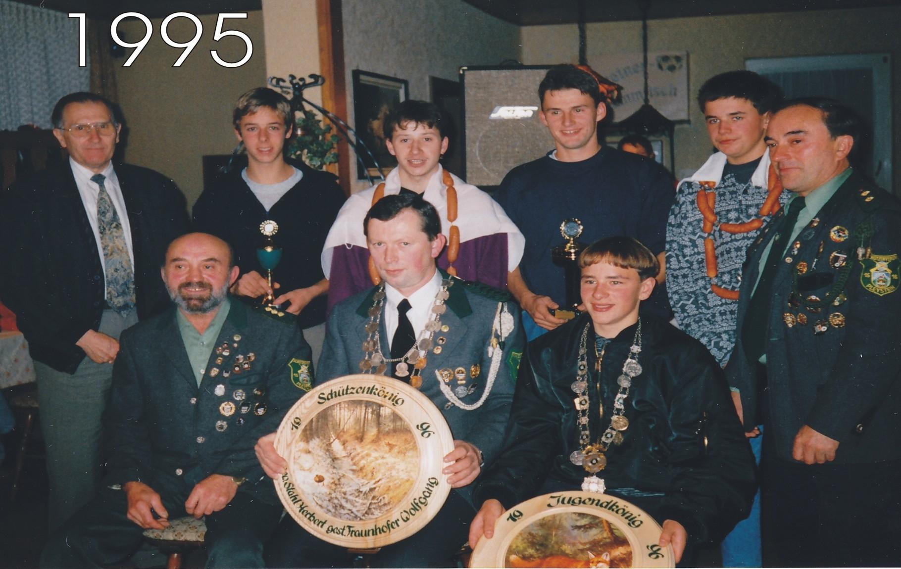 Königsfeier 1995