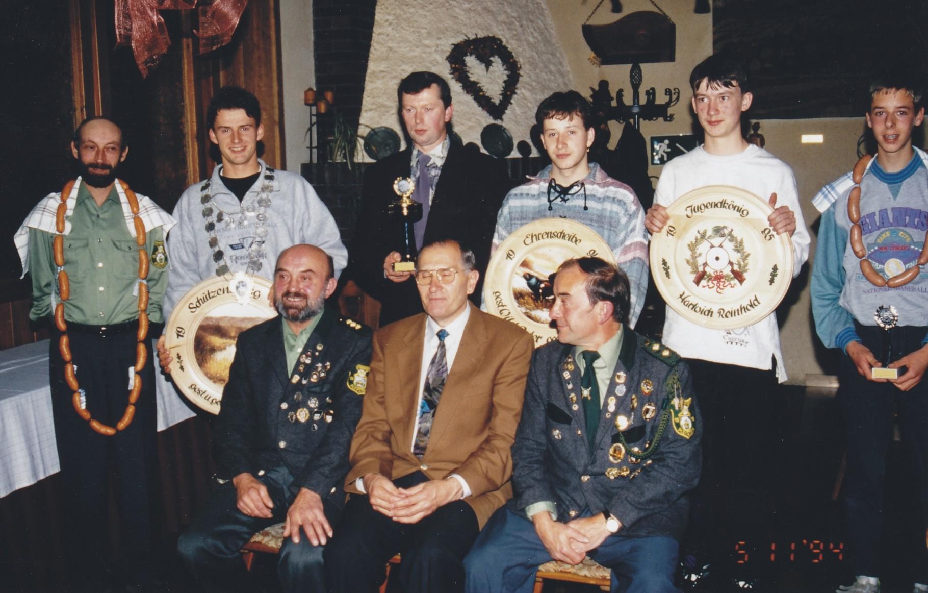 Königsfeier 1994