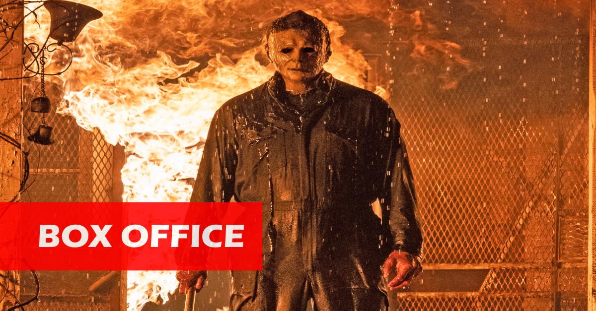 """US-Kinos: """"Halloween Kills"""" schlitzt sich auf Platz 1! """"The Last Duel"""" ist der große Verlierer!"""