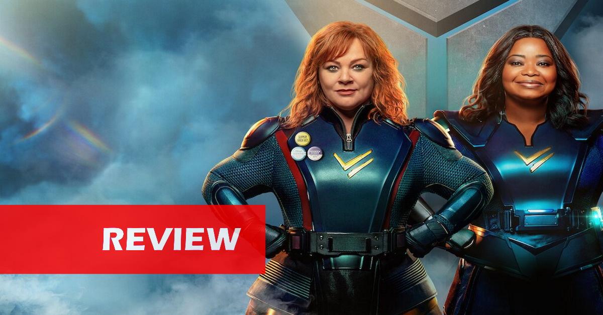 """""""Thunder Force"""": Bereits jetzt der schlechteste Film des Jahres? (REVIEW)"""