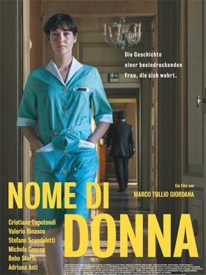 Nome Di Donna Plakat