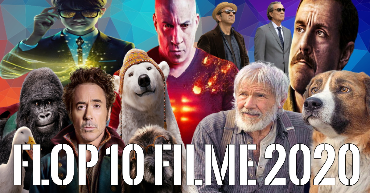 Jahresrückblick 2020: FLOP 10 Filme