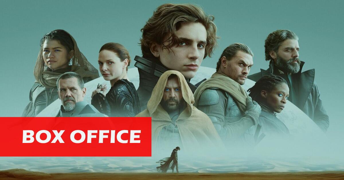 """Internationaler Kinostart von """"Dune"""" verläuft vielversprechend!"""