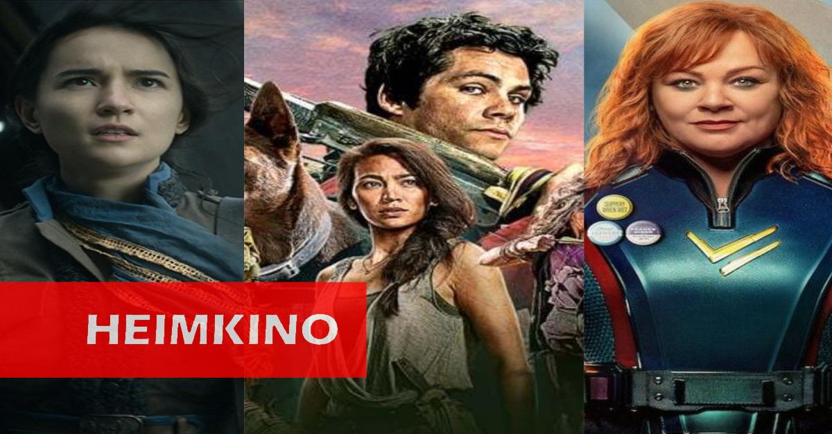 Netflix April 2021: Fantasy, Monster und Superhelden-Trash!