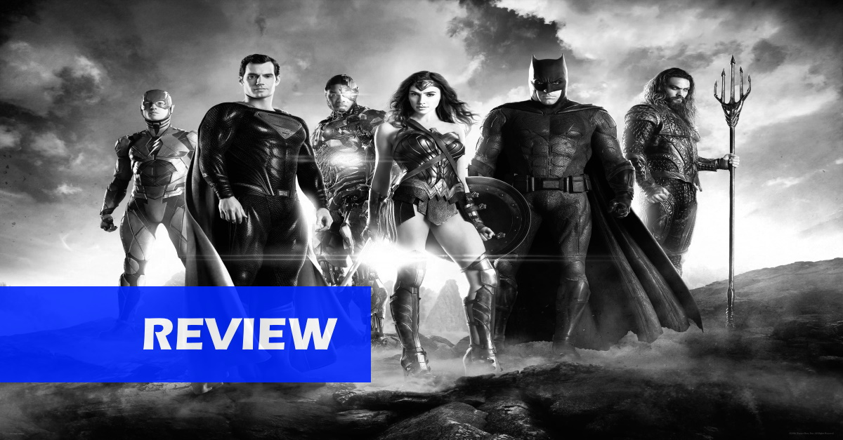 """Zack Snyders Justice League"": Die lang ersehnte Wiedergutmachung! (REVIEW)"