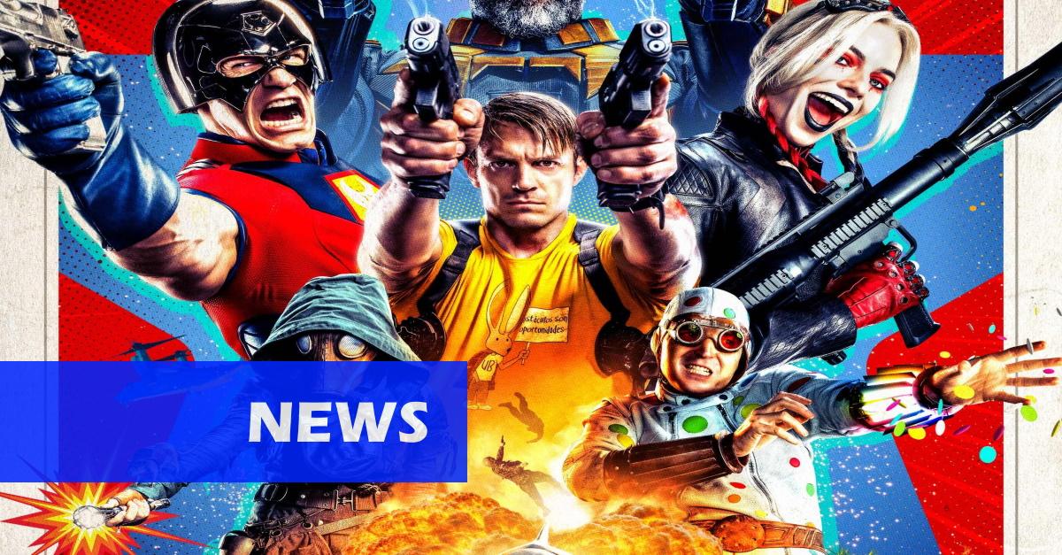 """Sogar besser als """"Mortal Kombat"""": Neuer Red-Band Trailer zu """"The Suicide Squad"""" stellt neuen Rekord auf!"""
