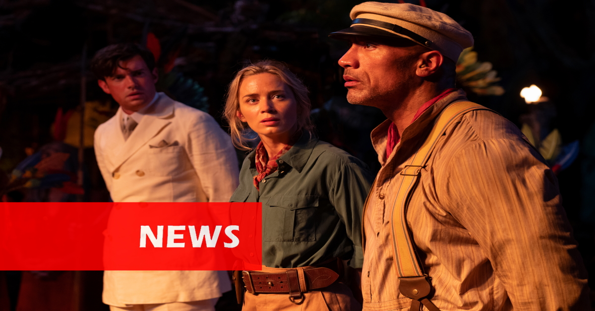 """""""Jungle Cruise"""" bekommt eine Fortsetzung trotz Kinoflop!"""