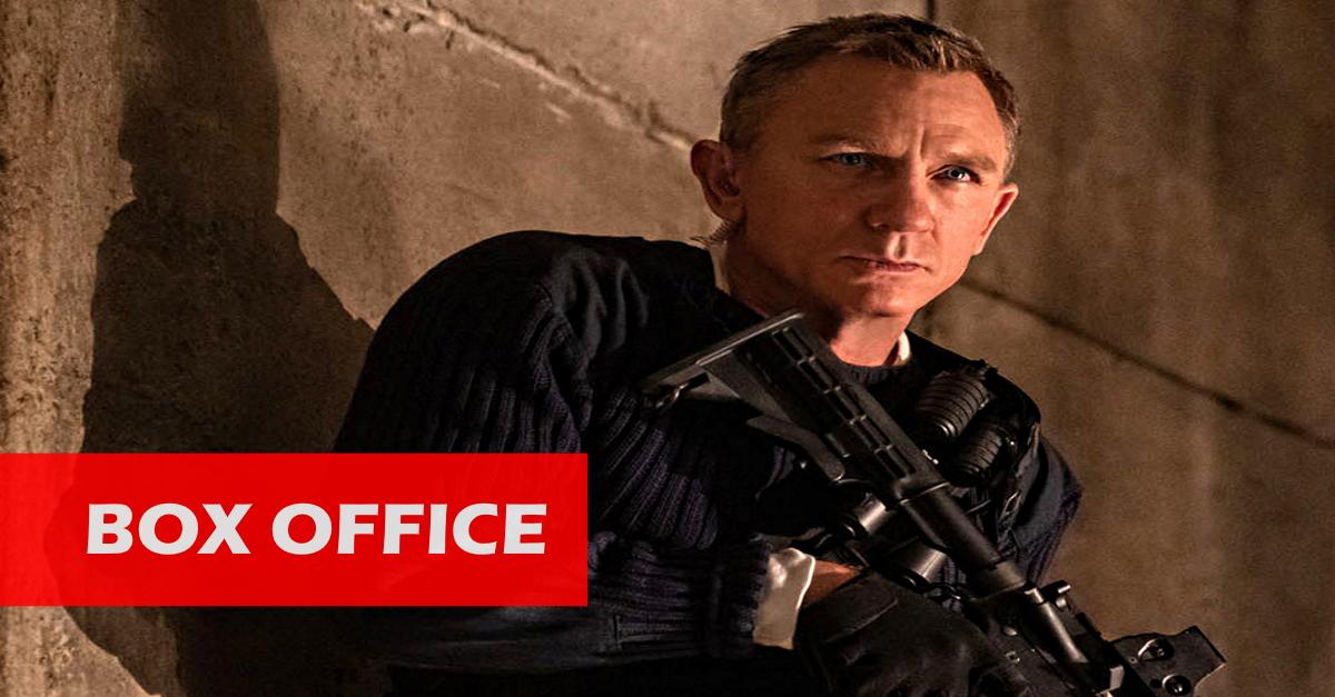 """US-Kinos: """"Keine Zeit zu sterben"""" eröffnet mit leicht enttäuschenden 55M$ in den USA!"""