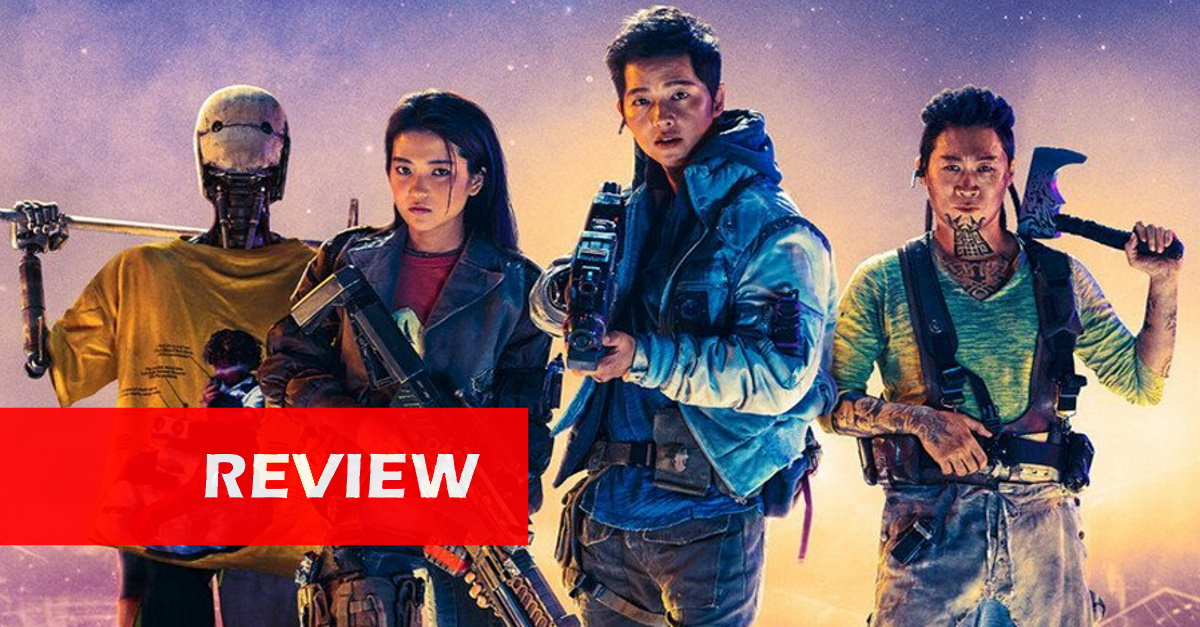 """""""Space Sweepers"""": Sci-Fi Action aus Südkorea! (REVIEW)"""