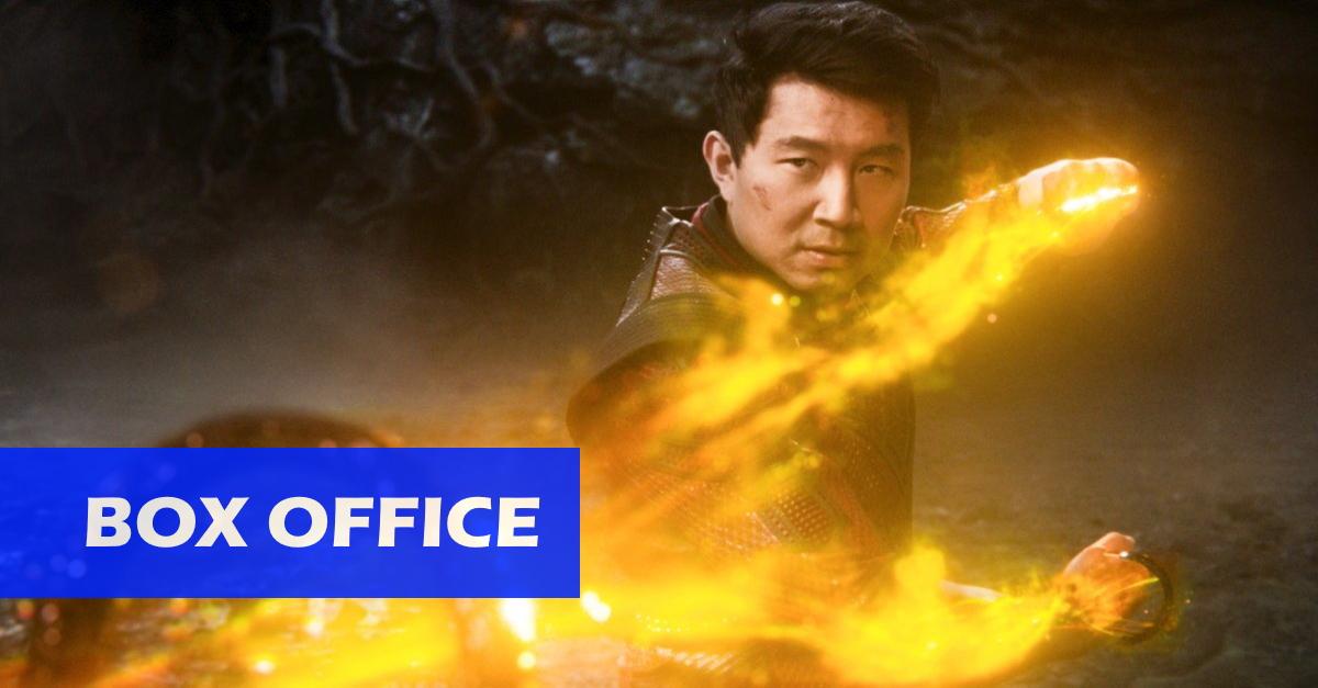 """US-Kinos: """"Shang-Chi"""" debütiert mit mächtigen 71 Mio. und bricht sogar einen alten Rekord!"""