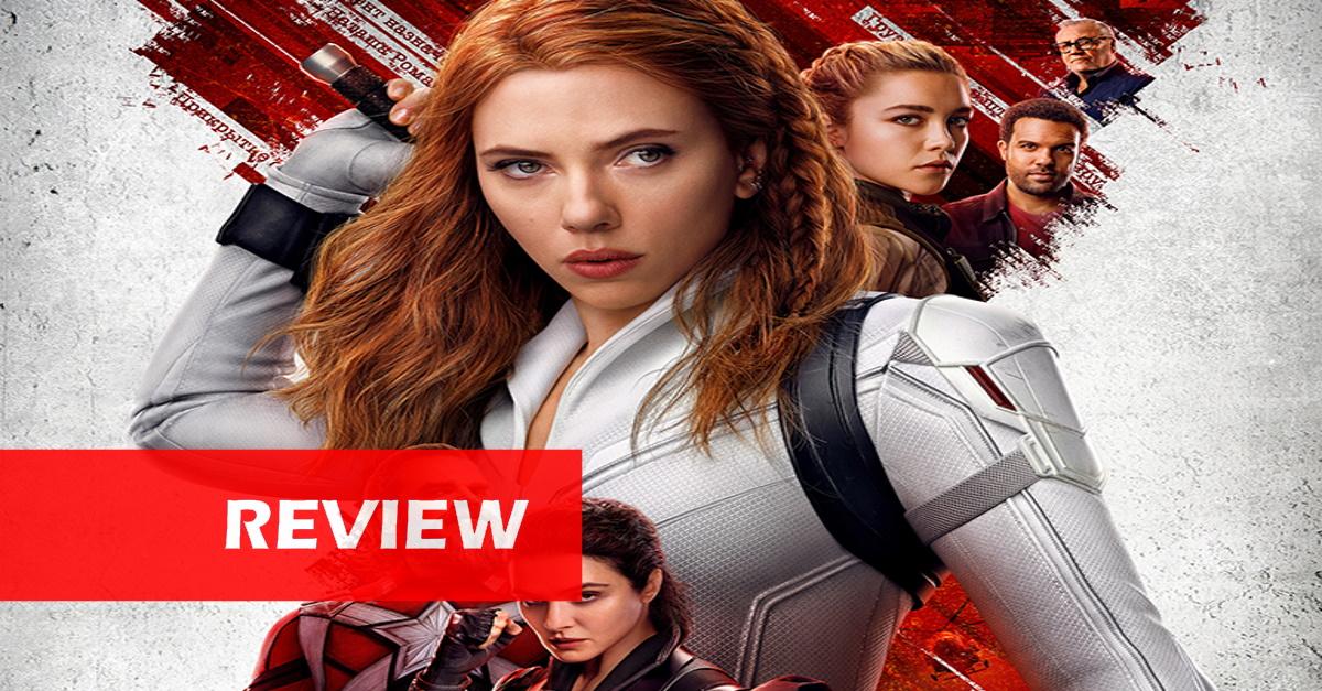 """""""Black Widow"""": Ein denkwürdiger Abschluss für Natasha Romanoff! (REVIEW)"""