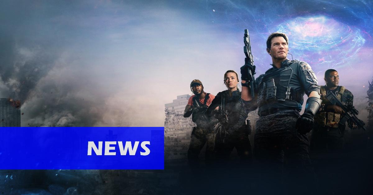 """""""The Tomorrow War"""" mit Zuschauerrekord auf Prime Video!"""