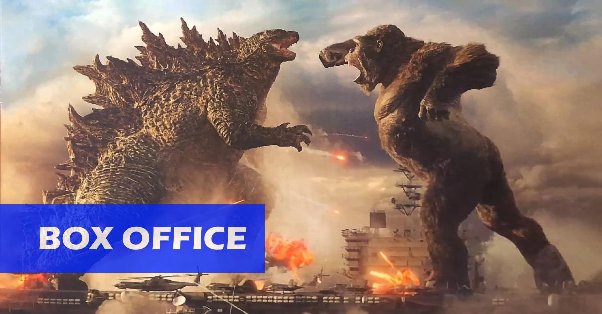 """""""Godzilla vs. Kong"""": Erfolgreichster Kinostart während der Pandemie!"""