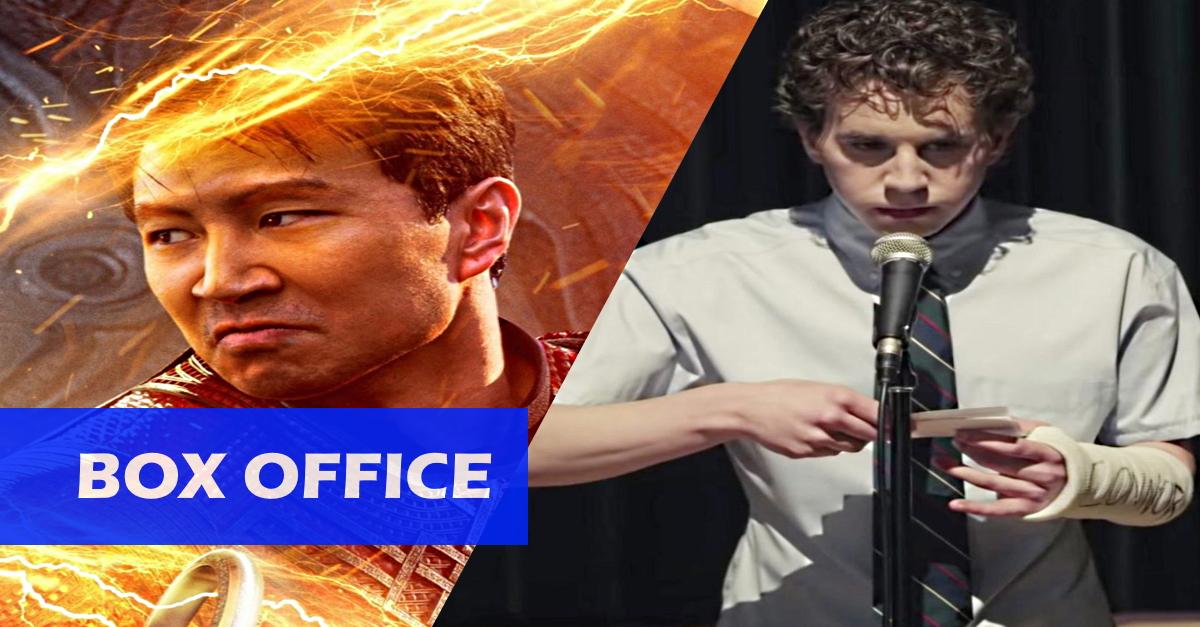 """US-Kinos: """"Shang-Chi"""" erneut Spitzenreiter! """"Dear Evan Hansen"""" bleibt hinter den Erwartungen!"""