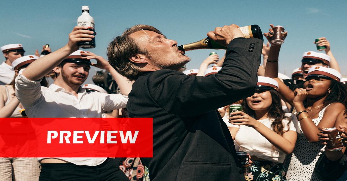 """Kinostarts der Woche (22.7.21): Verrücktes Alkoholexperiment """"Der Rausch"""" erreicht Deutschlands Kinosäle!"""
