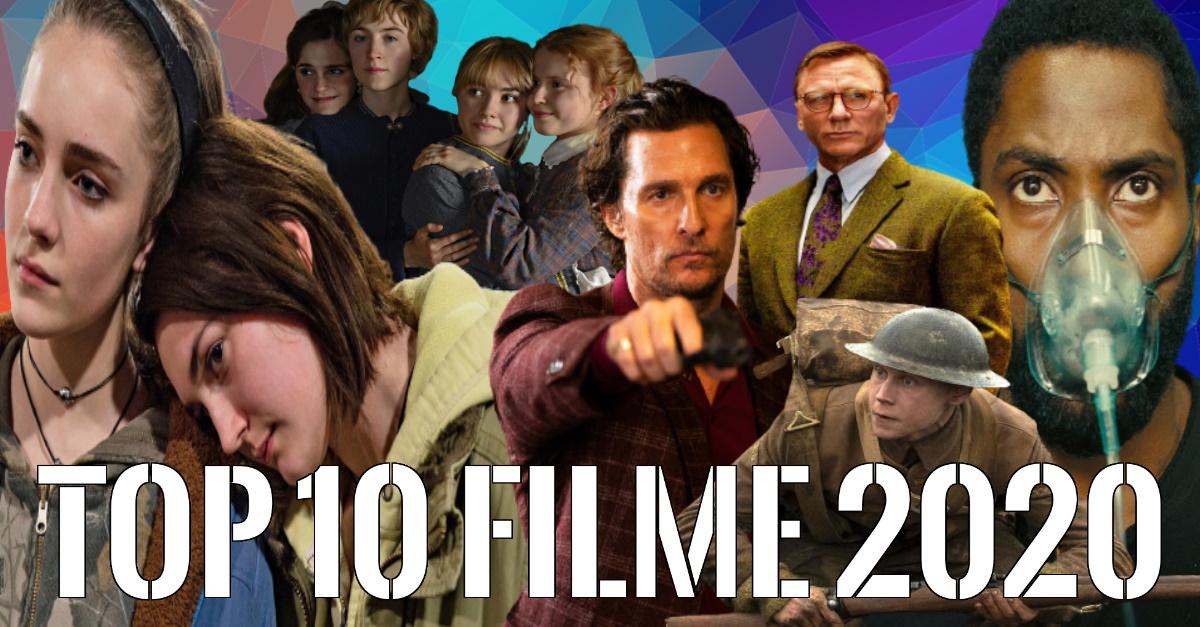 Jahresrückblick 2020: TOP 10 Filme