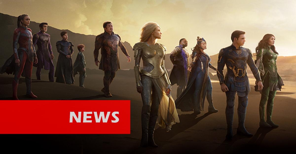 """Neuer Trailer zu """"Eternals"""" klärt offene Fragen und macht endlich Laune auf mehr!"""