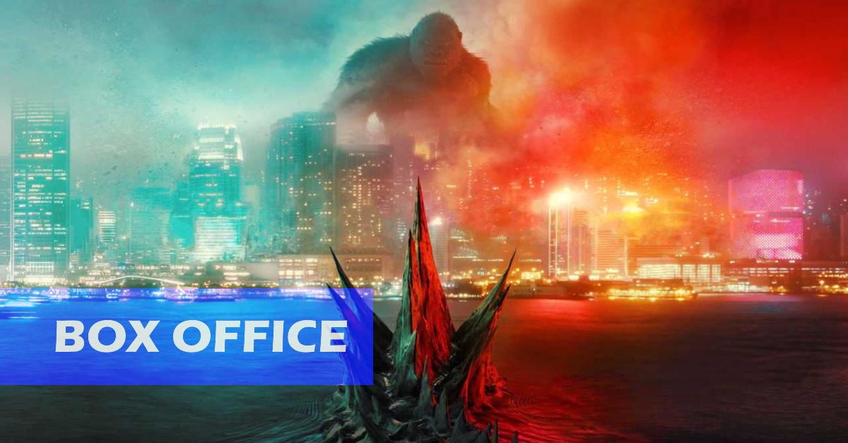 """Siegeszug des Monster-Clash geht weiter: """"Godzilla vs. Kong"""" überzeugt auch in den US-Kinos!"""