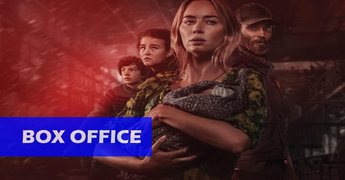 """Starkes Memorial Day Wochenende in den USA: """"A Quiet Place 2"""" eröffnet den Kino-Sommer 2021!"""