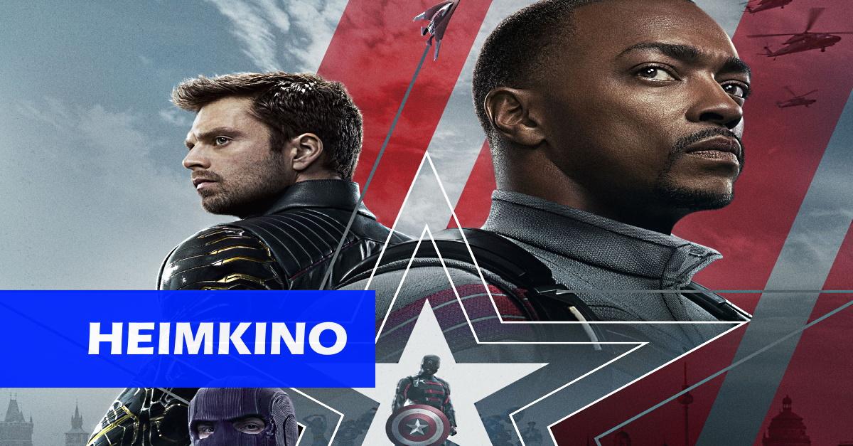 "Disney+ März 2021: Neue MCU-Serie ""The Falcon and the Winter Soldier"" startet!"