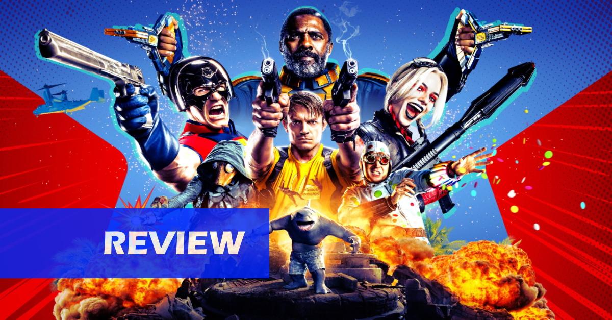 """""""The Suicide Squad"""": Comic-Wahnsinn par excellence! (REVIEW)"""