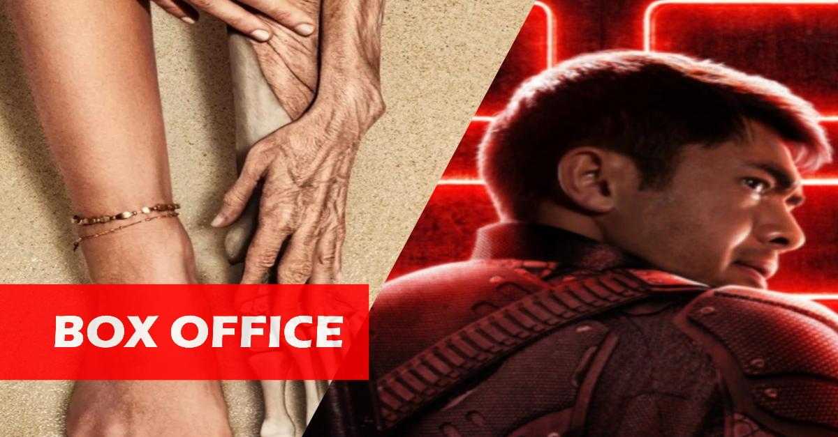 "US-Kinos: Shyamalans ""Old"" schlägt G.I. Joe´s ""Snake Eyes""!"