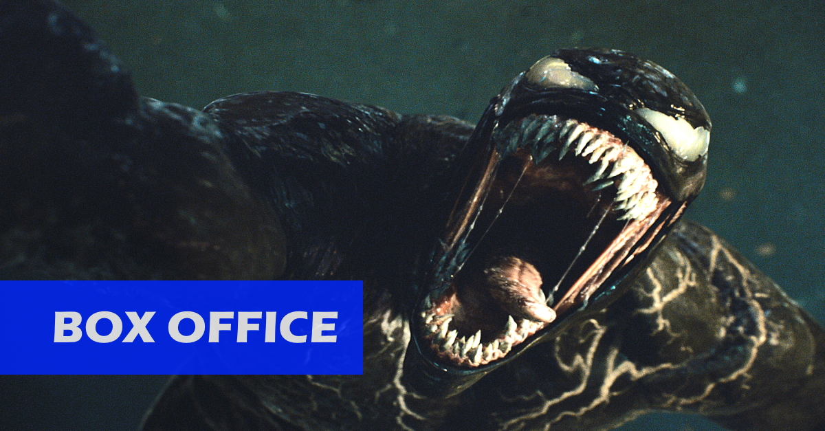 "US-Kinos: ""Venom 2: Let There Be Carnage"" 90M$ Megastart! Erfolgreichster Kinostart der Pandemie-Ära!"