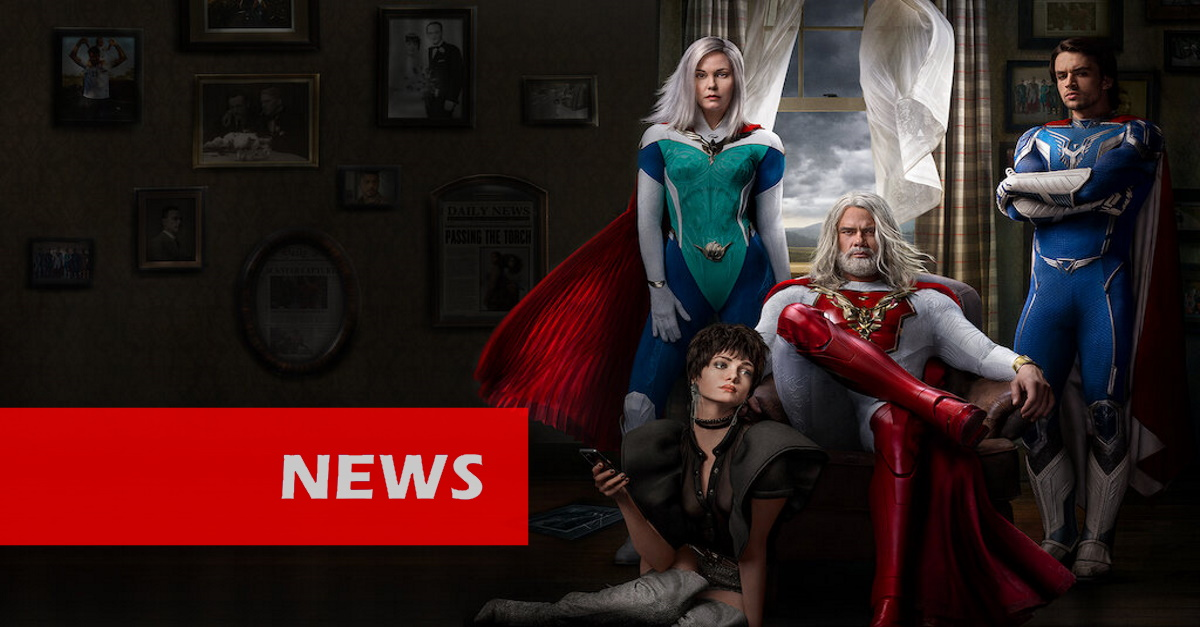 """""""Jupiters Legacy"""" nach einer Staffel bei Netflix abgesetzt! Und trotzdem folgt Nachschub!"""