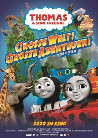 Thomas und seine Freunde Plakat