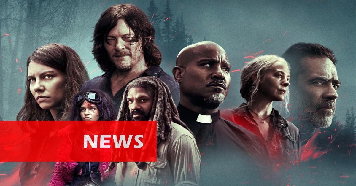 """FOX Ade! Finale Staffel """"The Walking Dead"""" exklusiv bei Disney+!"""