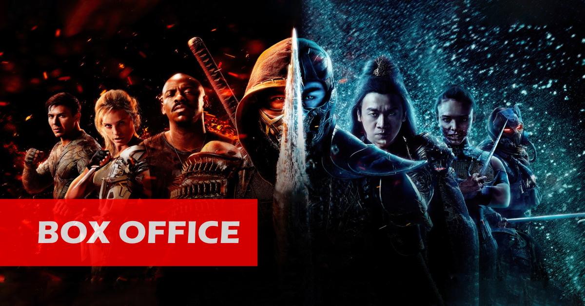 """US-Kinocharts: """"Mortal Kombat"""" metzelt sich an die Spitze!"""