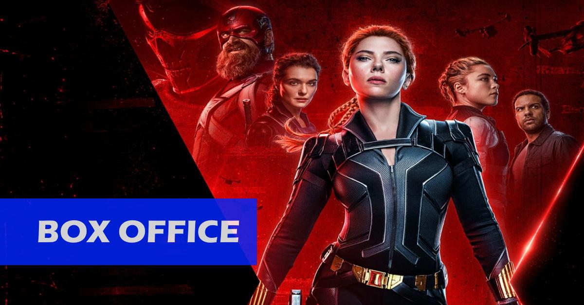"""US-Kinos: """"Black Widow"""" mit Rekord-Kinostart in der Pandemie!"""