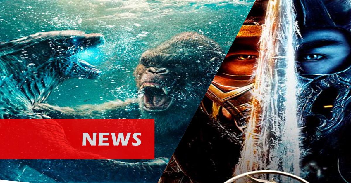 """Neue Starttermine von Warner: """"Godzilla vs. Kong"""" im Juni - """"Mortal Kombat"""" gestrichen!"""