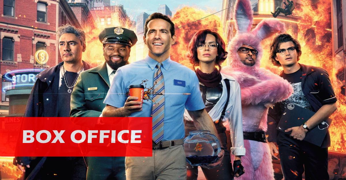 "US-Kinos: Ryan Reynolds ""Free Guy"" übertrifft die Erwartungen!"