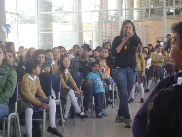 PRESENTACIÓN PRACTICANTES UNIVERSIDAD PEDAGOGICA
