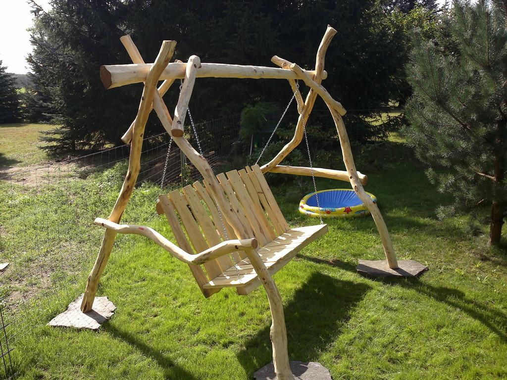 Gartenmöbel - Rustikale Holzgestaltung Uwe Kretzschmar