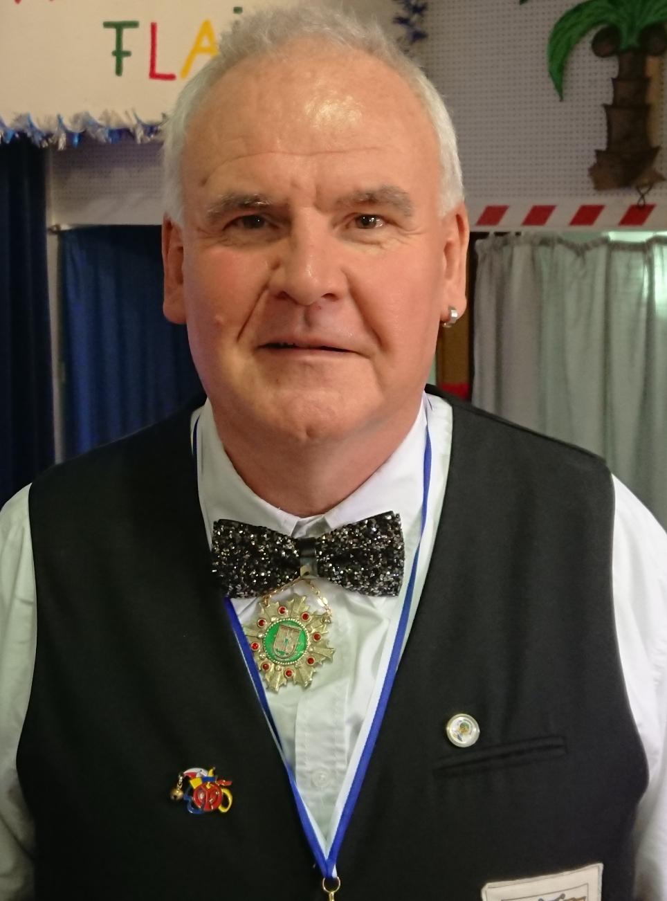 Präsident Thomas Hempel
