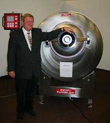 Reichmuth Fleischwaren AG, Schwyz - 3 Stk. Rewi Tumbler 1500MCB / Pök N48