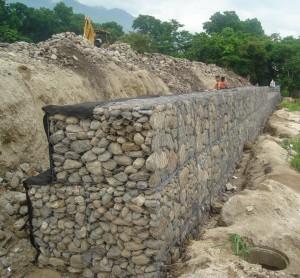 Gaviones mallas y geotextiles guadalajara - Muros de gavion ...